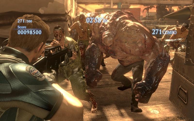 Se Juntaran Resident Evil 6 y Left 4 Dead 2. Azombi15
