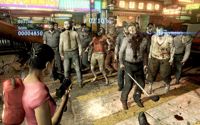 Se Juntaran Resident Evil 6 y Left 4 Dead 2. Azombi16