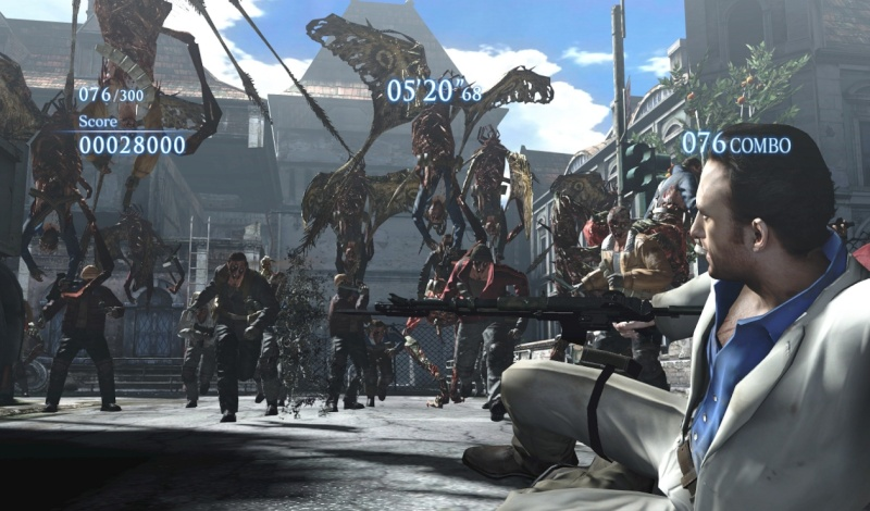 Se Juntaran Resident Evil 6 y Left 4 Dead 2. Azombi17