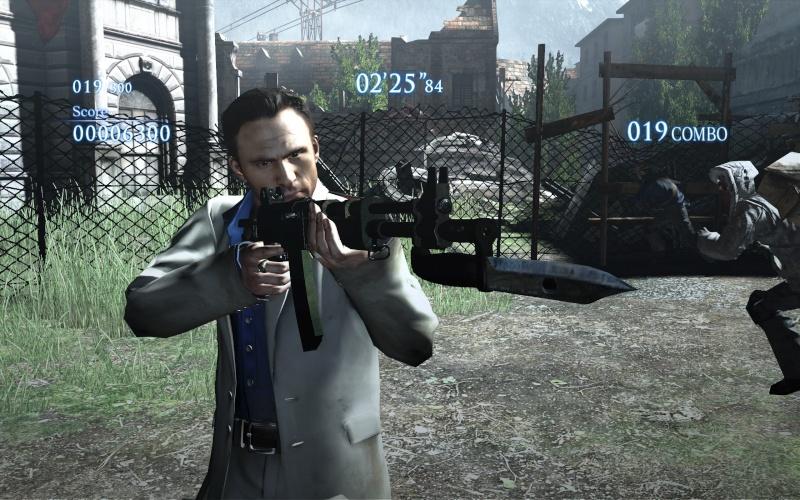 Se Juntaran Resident Evil 6 y Left 4 Dead 2. Azombi19