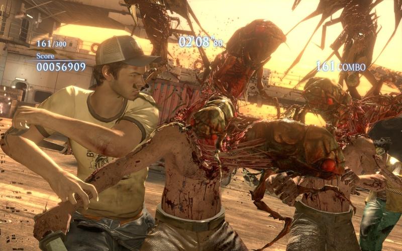 Se Juntaran Resident Evil 6 y Left 4 Dead 2. Azombi20