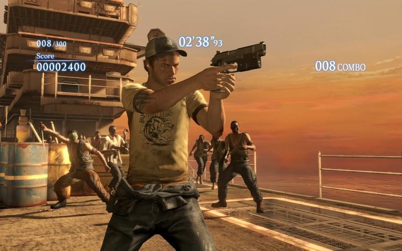 Se Juntaran Resident Evil 6 y Left 4 Dead 2. Azombi21