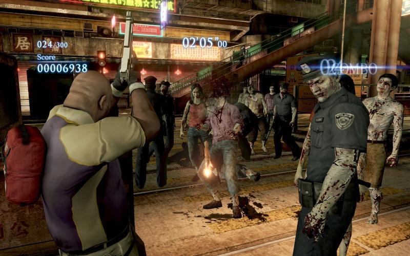 Se Juntaran Resident Evil 6 y Left 4 Dead 2. Azombi23