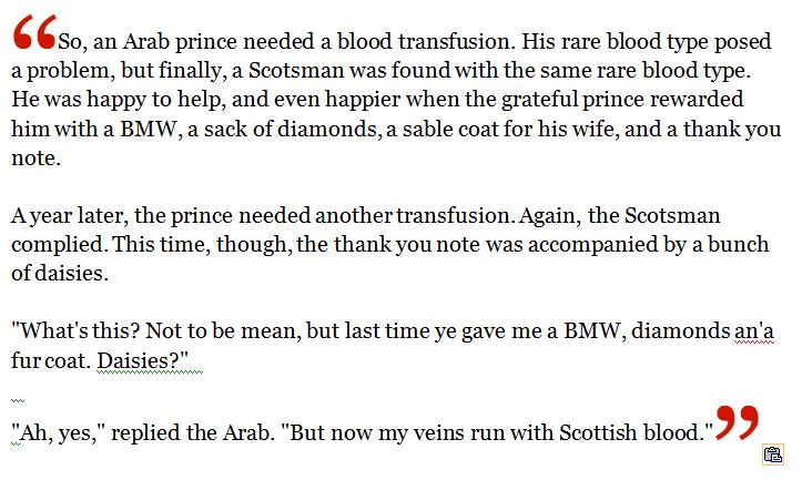 Blood transfusion... Ex110