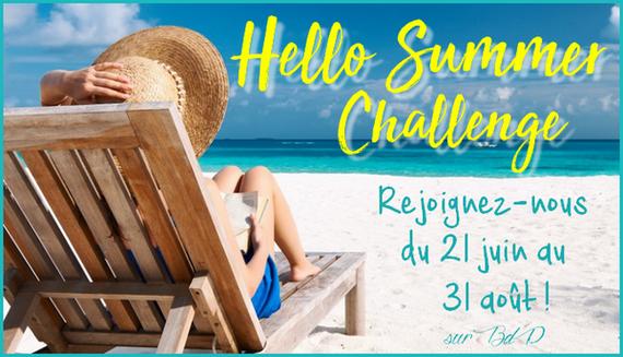 Hello Summer Challenge 2020 ! 15051817