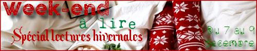 Challenge : Week-end à lire Spécial lectures hivernales ! 150e5213