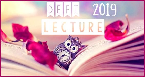 Défi Lecture 2019 : c'est parti !  C2097016