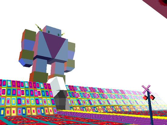 Un jeu complétement hallucinogène : LSD DREAM EMULATOR Lsd_sc11