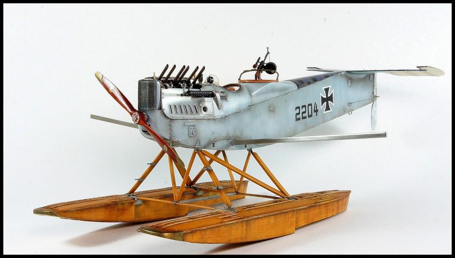 Hansa-Brandenburg W.29  Wingnut Wings & Aviattic 1/32 - Page 2 Dsc03847
