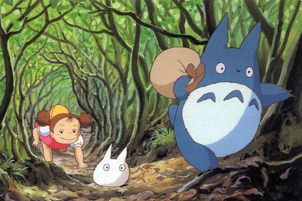 Mes enfants ♥ Totoro11