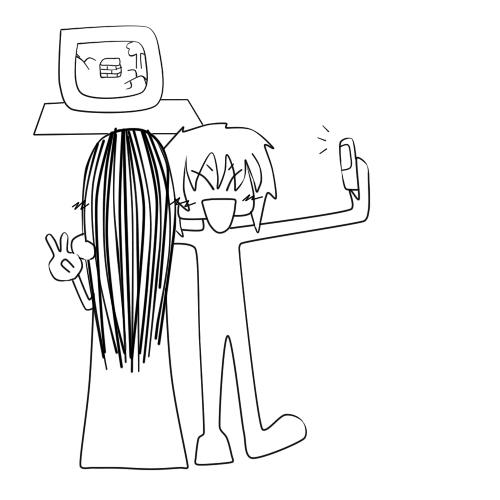 [Gallery] Neko-chan - Page 2 Sadako13