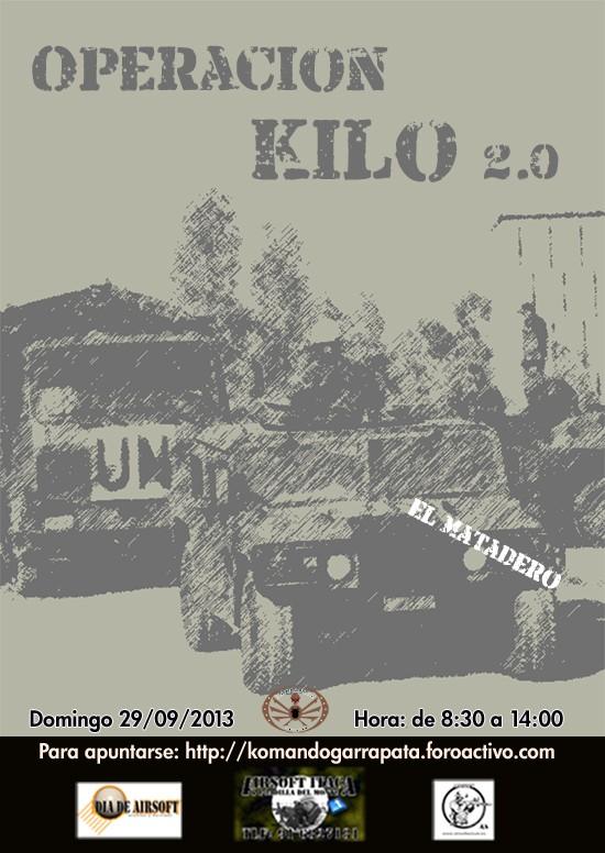 Operacion KILO 2.0 (Domingo 29/09/2013) El Matadero Operac11