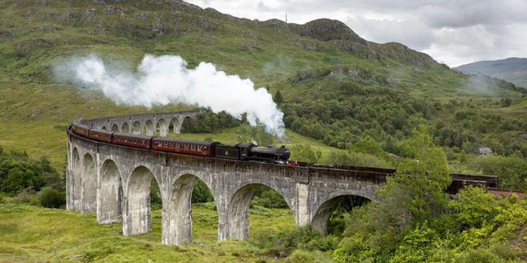 Tchou, tchou, départ du Hogwarts Express! Glenfi10