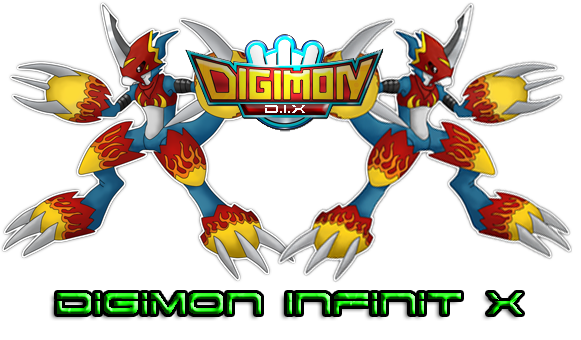 .:Digimon Infinit X:.