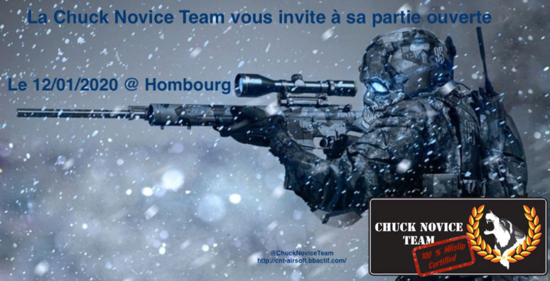 Chuck Novice Team 2.0