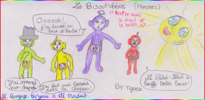 Mél', CanneàDada, Meloon, Bisoutubbies ♥ Bisout10