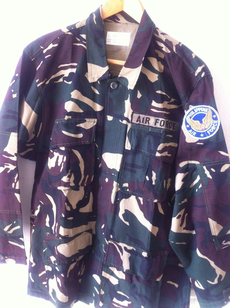 My PH army/airforce/police camouflage Afbeel39
