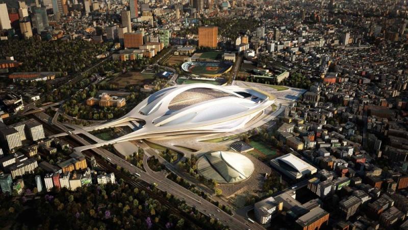 LES JO 2020 DE TOKYO (Japon) informations générales Stade-10