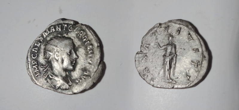 "Antoninien Gordien III ""PAX AVGVSTI"" A311"