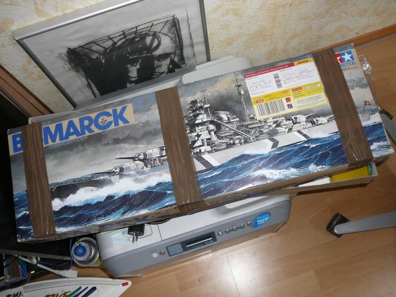 Eliminator´s Geschenk wird gebaut...1:350er RC Bismarck P1120923