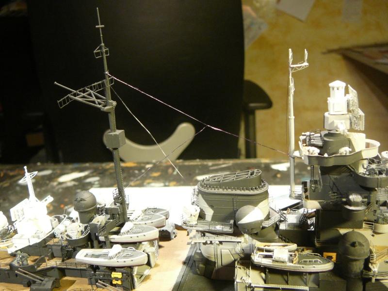 Revell 1:350 Tirpitz Ätzteile-orgie - Seite 8 P1130013