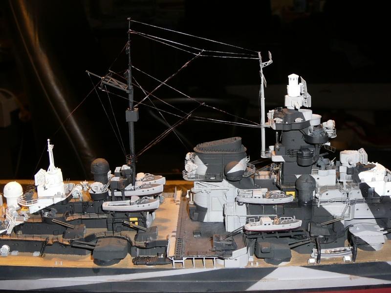 Revell 1:350 Tirpitz Ätzteile-orgie - Seite 8 P1130015