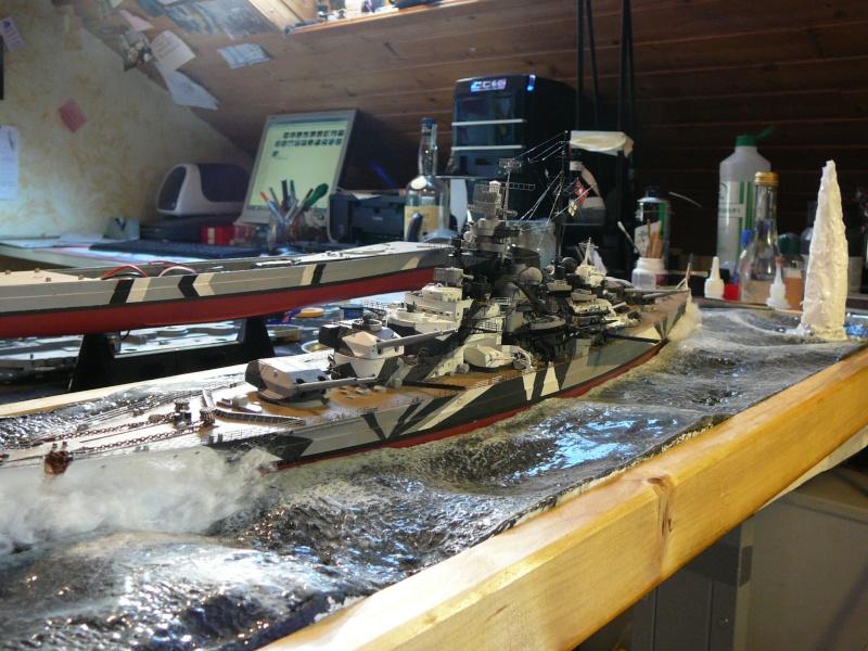 Revell 1:350 Tirpitz Ätzteile-orgie - Seite 8 P1130025