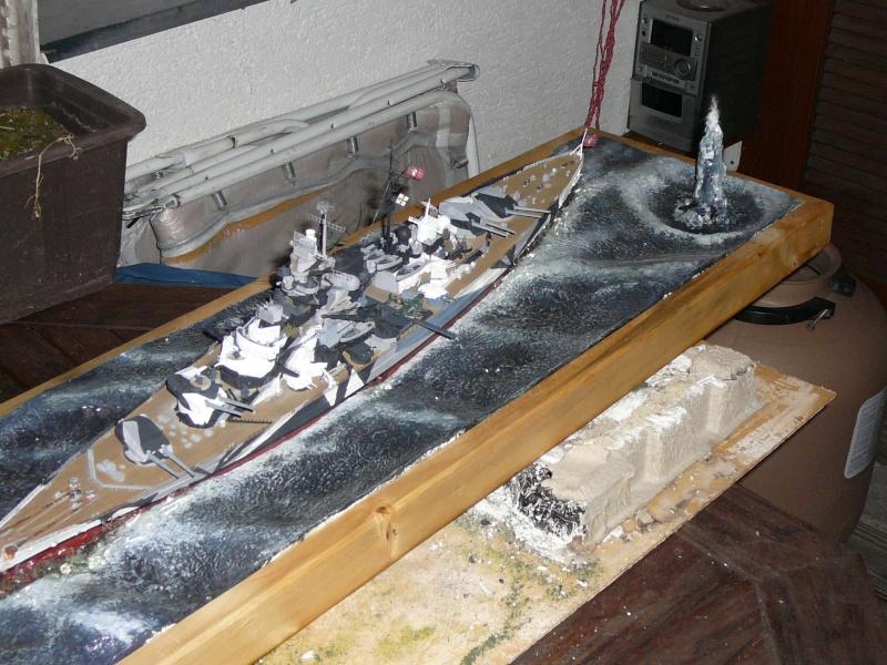Revell 1:350 Tirpitz Ätzteile-orgie - Seite 8 P1130028