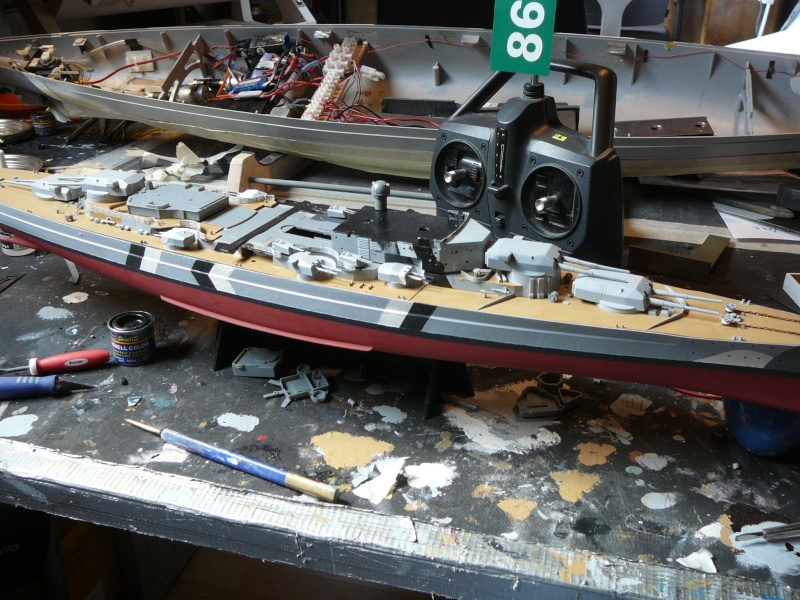 Eliminator´s Geschenk wird gebaut...1:350er RC Bismarck - Seite 2 P1130218