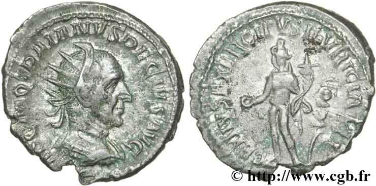 gloire et trépas du Genius Populi Romani Trajan11