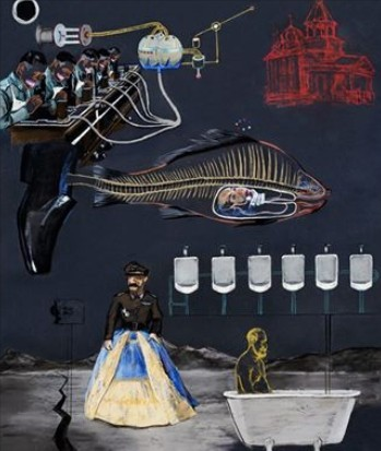 Galerie Paris-Beijing : Jeudi 12 septembre 2013 - Exposition de Wang Haiyang Wang_h11