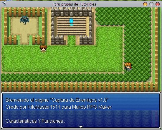 ( VX / VX Ace)- Nuevo Engine Captura de Enemigo o Moustruo / Pokemon 1.0 Engine10