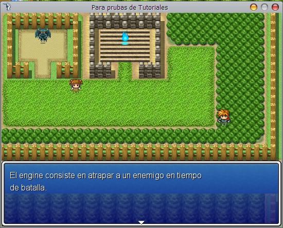 ( VX / VX Ace)- Nuevo Engine Captura de Enemigo o Moustruo / Pokemon 1.0 Engine15