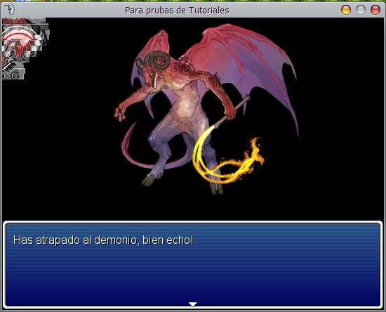 ( VX / VX Ace)- Nuevo Engine Captura de Enemigo o Moustruo / Pokemon 1.0 Engine30