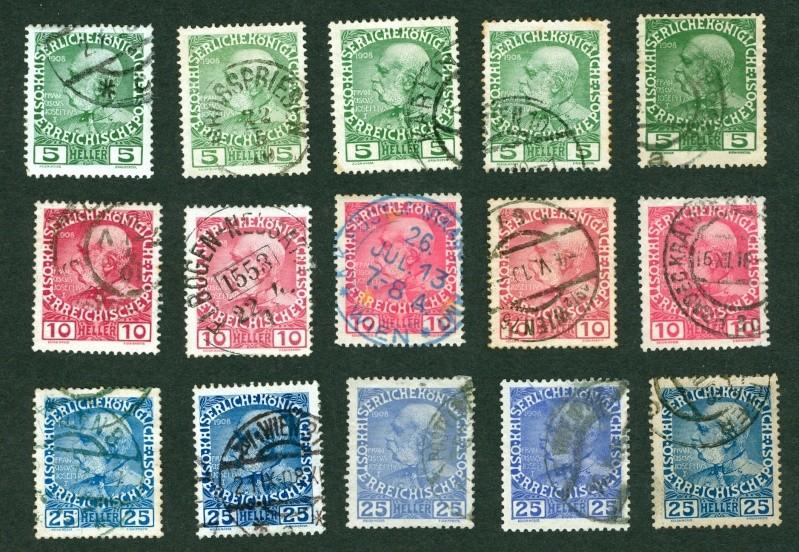 Liechtenstein - Liechtenstein ab Mi. Nr. 1  190810