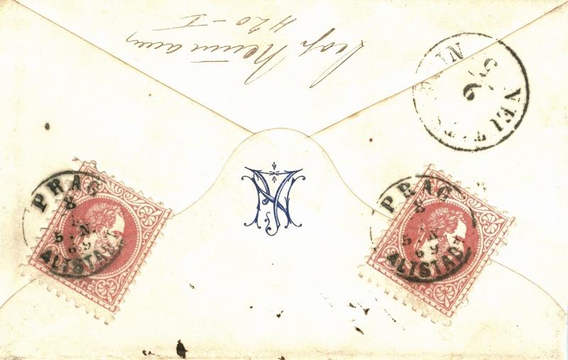 Nachtrag - Freimarken-Ausgabe 1867 : Kopfbildnis Kaiser Franz Joseph I 2_x_5_10