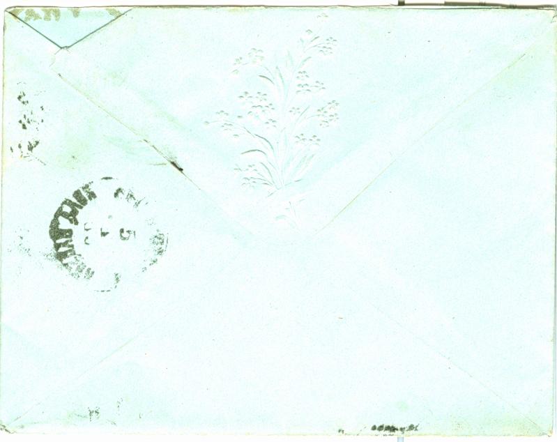 Nachtrag - Freimarken-Ausgabe 1867 : Kopfbildnis Kaiser Franz Joseph I 5_kr_f13