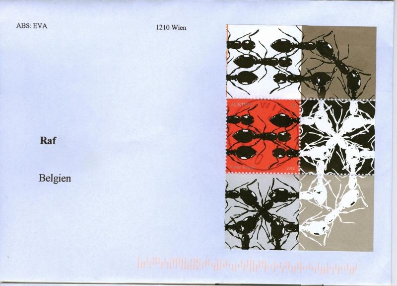 Sammlung Bedarfsbriefe Österreich ab 1945 - Seite 4 Austri10