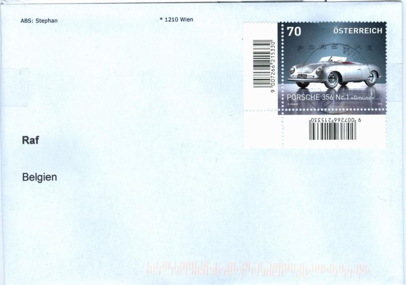 Sammlung Bedarfsbriefe Österreich ab 1945 - Seite 4 Austri18
