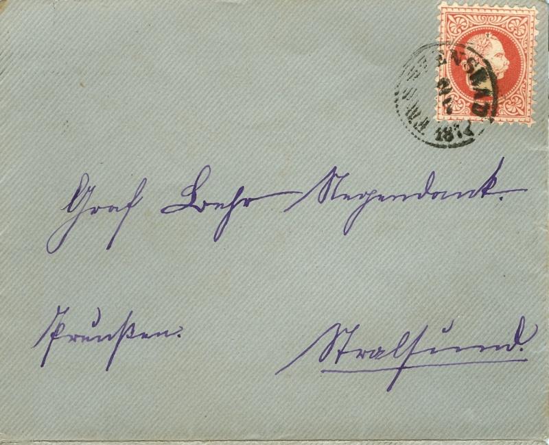 Freimarken-Ausgabe 1867 : Kopfbildnis Kaiser Franz Joseph I - Seite 2 Franze10