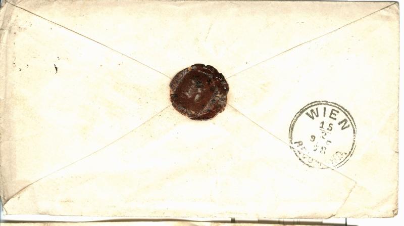 Freimarken-Ausgabe 1867 : Kopfbildnis Kaiser Franz Joseph I - Seite 2 Plan-w11