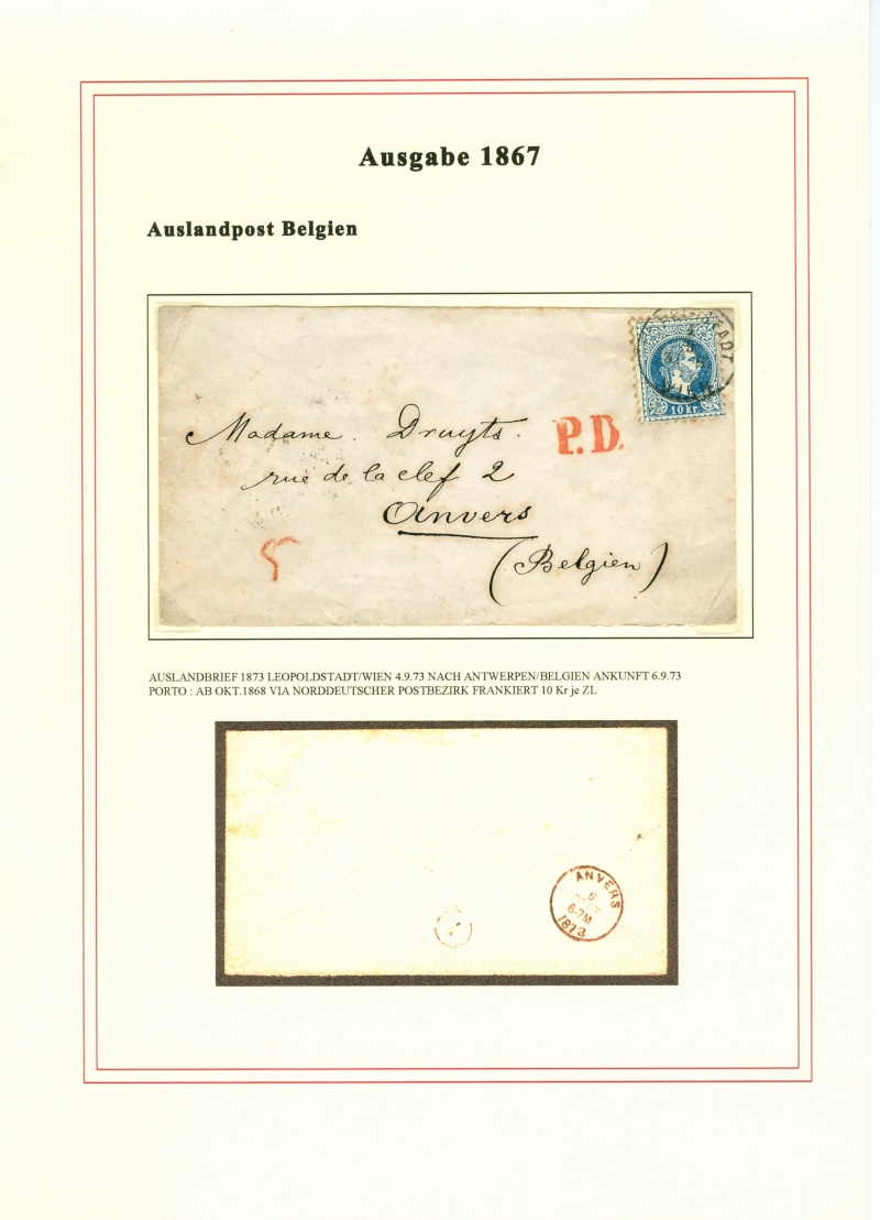 Freimarken-Ausgabe 1867 : Kopfbildnis Kaiser Franz Joseph I - Seite 2 Selbst17