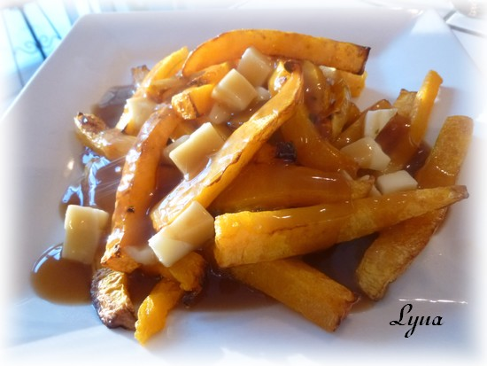 Frites de courge butternut (actifry) Frites12