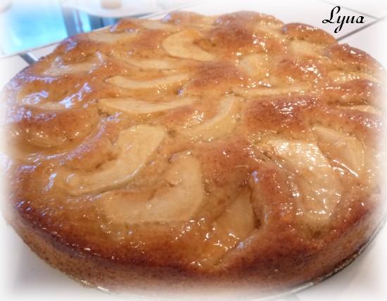 Gâteau aux pommes Gateau15