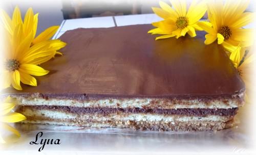 Gâteau Opéra Gateau18