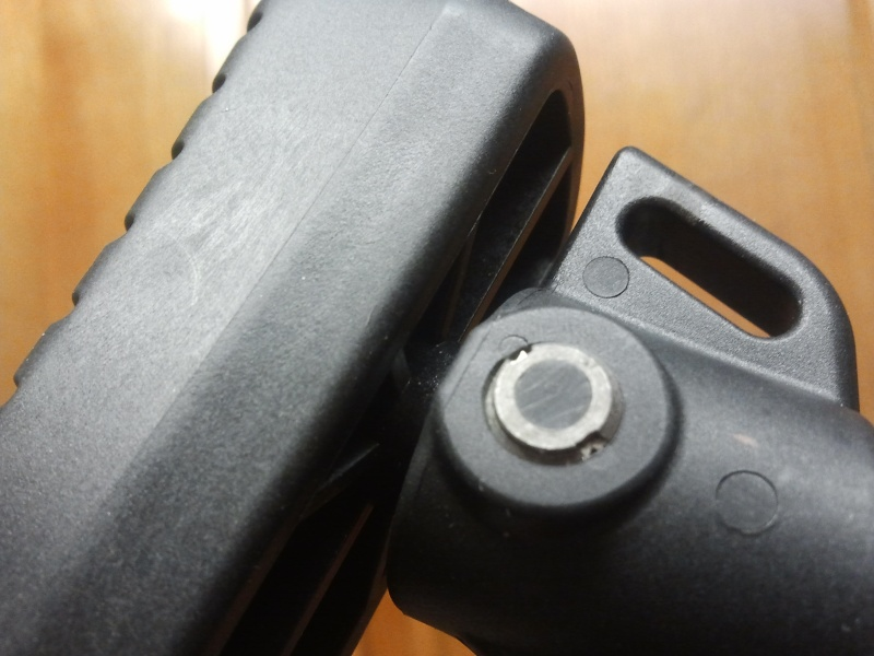 KRISS Stock locked LOP fix 2013-013
