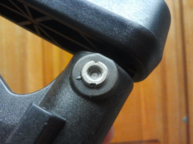 KRISS Stock locked LOP fix 2013-014