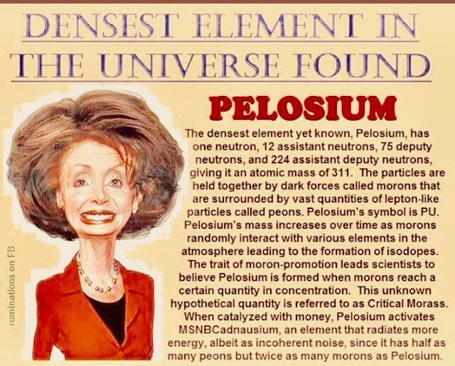 On the lighter side~ - Page 3 Pelosi10
