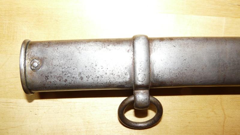 Demande de rensignements sabre modèle 1822 P1030817