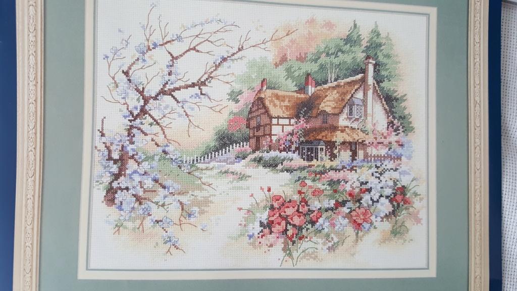 Cottage Enchantment de Dimensions (Sunset Collection) 20200316